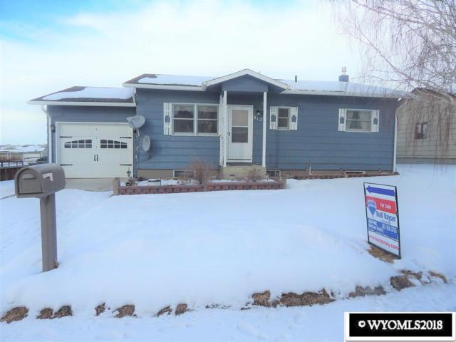 612 Osburn, Douglas, WY 82633 (MLS #20180100) :: Lisa Burridge & Associates Real Estate
