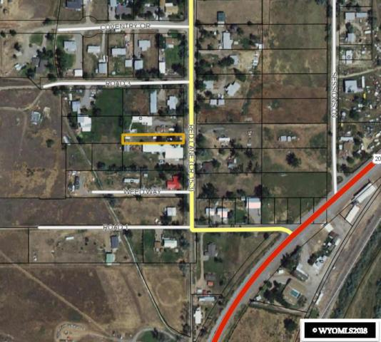 00 Red Lane, Thermopolis, WY 82443 (MLS #20180400) :: Real Estate Leaders