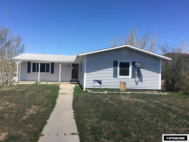 111 S 5th Street, Hanna, WY 82301 (MLS #20180426) :: RE/MAX The Group