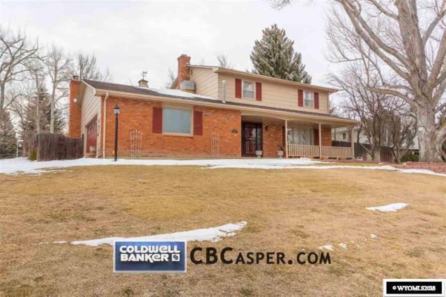 3105 S Poplar Street, Casper, WY 82604 (MLS #20180559) :: Lisa Burridge & Associates Real Estate
