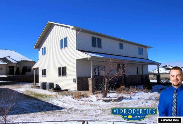 1640 Blue Spruce Drive, Casper, WY 82609 (MLS #20180593) :: Lisa Burridge & Associates Real Estate
