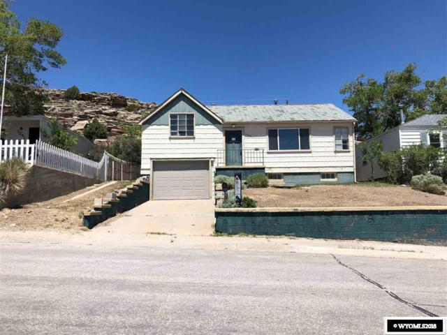 1237 High Street, Rawlins, WY 82301 (MLS #20180597) :: Real Estate Leaders