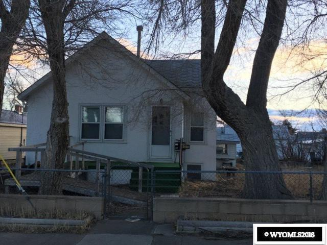 311 10th Street, Rawlins, WY 82301 (MLS #20180669) :: RE/MAX The Group