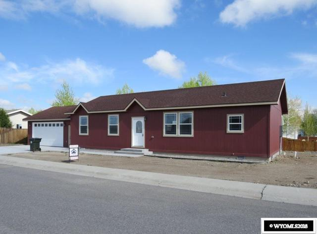 810 Cliff Avenue, Riverton, WY 82501 (MLS #20180697) :: RE/MAX The Group