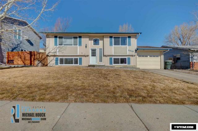 2210 Brentwood, Casper, WY 82604 (MLS #20180736) :: Real Estate Leaders