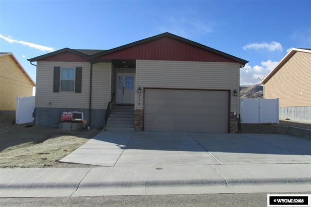 336 Sheep Creek Drive, Rock Springs, WY 82901 (MLS #20180758) :: Lisa Burridge & Associates Real Estate