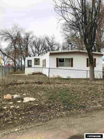 814 N Center Street, Glenrock, WY 82636 (MLS #20180900) :: RE/MAX The Group