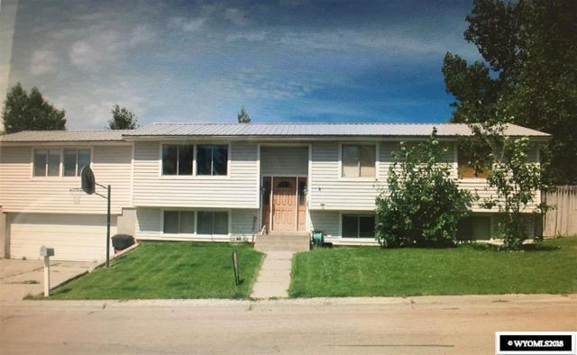 1329 Sorensen Drive, Kemmerer, WY 83101 (MLS #20180952) :: Real Estate Leaders