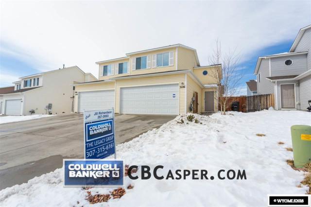 3226 Indian Scout, Casper, WY 82604 (MLS #20180968) :: Lisa Burridge & Associates Real Estate
