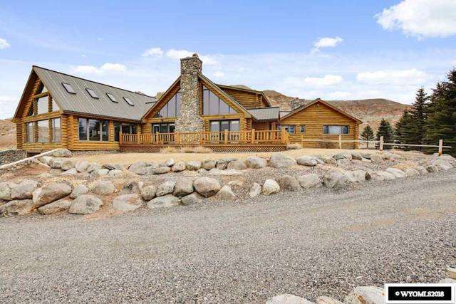 117 Clubhouse Drive, Dubois, WY 82513 (MLS #20180971) :: Real Estate Leaders