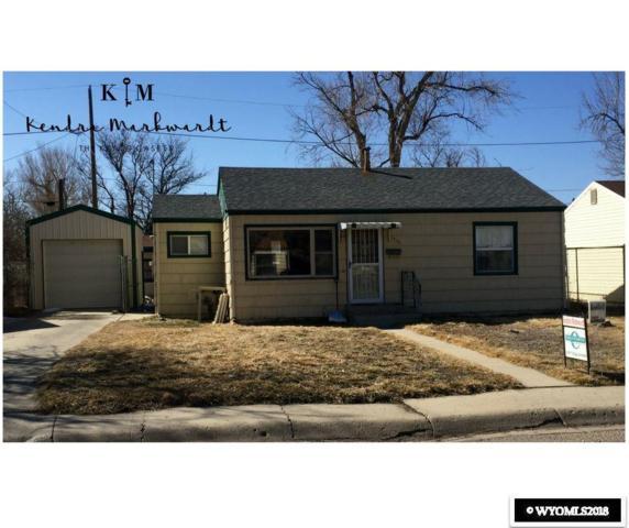 1354 Birch Street, Casper, WY 82601 (MLS #20181002) :: Lisa Burridge & Associates Real Estate