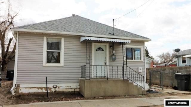 1016 & 1016.5 8th Street, Rock Springs, WY 82901 (MLS #20181031) :: Lisa Burridge & Associates Real Estate
