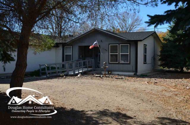 1144 Adams Street, Douglas, WY 82633 (MLS #20181143) :: Lisa Burridge & Associates Real Estate