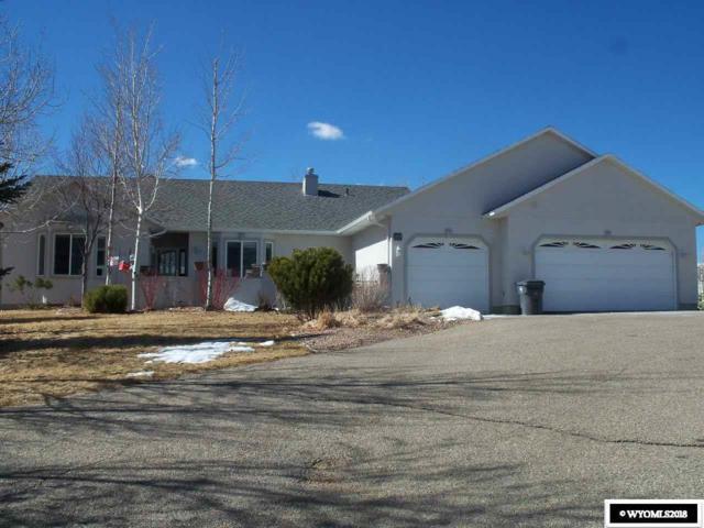3808 College Drive, Rock Springs, WY 82901 (MLS #20181263) :: Lisa Burridge & Associates Real Estate