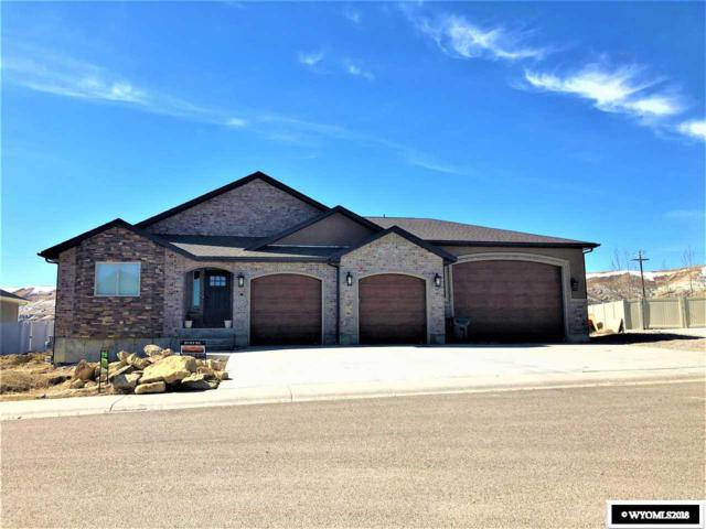 31 Fairway, Rock Springs, WY 82901 (MLS #20181313) :: Lisa Burridge & Associates Real Estate