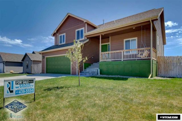 2233 Inca Trail, Bar Nunn, WY 82601 (MLS #20181394) :: Real Estate Leaders