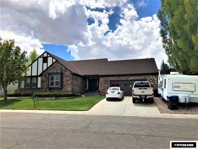 810 Reynolds, Green River, WY 82935 (MLS #20181516) :: Lisa Burridge & Associates Real Estate