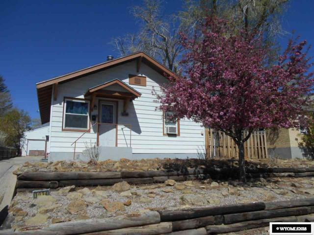 1014 7th Street, Rawlins, WY 82301 (MLS #20181577) :: RE/MAX The Group
