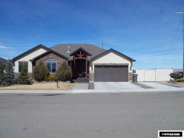 2601 Thunder Gulch, Rock Springs, WY 82901 (MLS #20181595) :: Real Estate Leaders