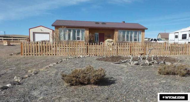 621 Mountain View Drive, Dubois, WY 82513 (MLS #20181691) :: Real Estate Leaders