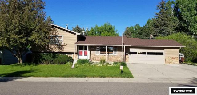 1341 Linda Vista Drive, Casper, WY 82609 (MLS #20181746) :: Real Estate Leaders