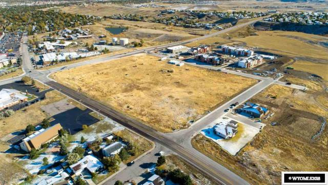 0000 S Poplar Street, Casper, WY 82601 (MLS #20181761) :: Lisa Burridge & Associates Real Estate