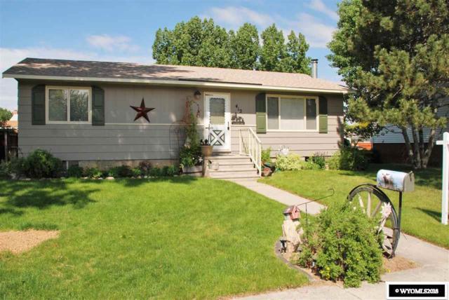 412 S 22nd Street, Worland, WY 82401 (MLS #20181785) :: Lisa Burridge & Associates Real Estate