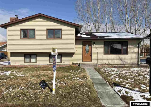 1808 Crestway Avenue, Worland, WY 82401 (MLS #20181830) :: Real Estate Leaders