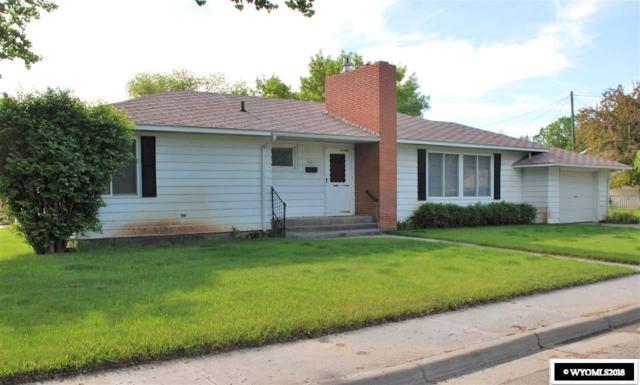 601 S 8th Street, Worland, WY 82401 (MLS #20181883) :: Lisa Burridge & Associates Real Estate
