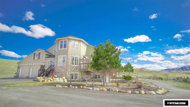75 Cloud Peak Drive, Buffalo, WY 82834 (MLS #20181979) :: Real Estate Leaders