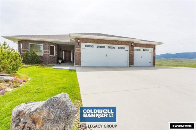 2721 Sagewood, Casper, WY 82601 (MLS #20182078) :: Lisa Burridge & Associates Real Estate