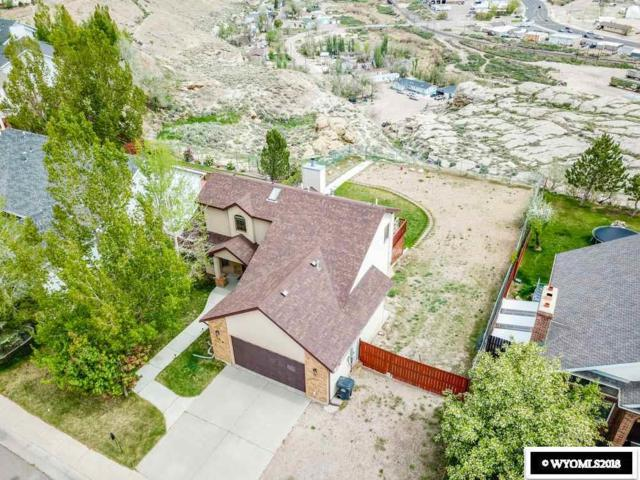225 College Court, Rock Springs, WY 82901 (MLS #20182181) :: Real Estate Leaders