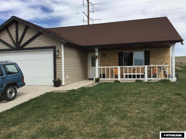 1269 E Woodland Park, Sheridan, WY 82801 (MLS #20182186) :: RE/MAX The Group