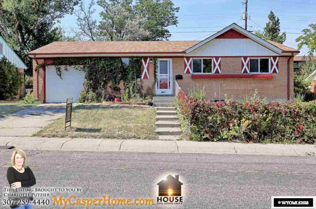 2928 Belmont Road, Casper, WY 82604 (MLS #20182201) :: RE/MAX The Group
