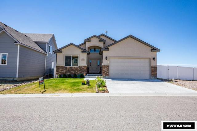 1528 Hawk Drive, Rock Springs, WY 82901 (MLS #20182327) :: Real Estate Leaders