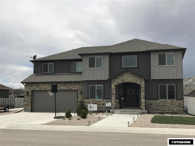 1102 Remington Boulevard, Rock Springs, WY 82901 (MLS #20182328) :: RE/MAX The Group