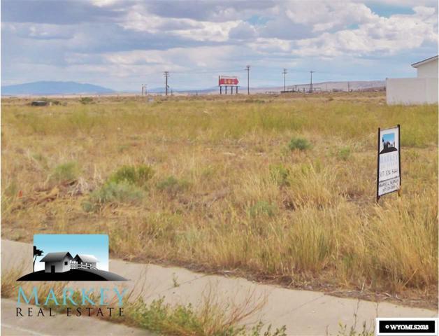 Lots 7-14 Rendezvous Pointe Subdivision, Rawlins, WY 82301 (MLS #20182388) :: Lisa Burridge & Associates Real Estate