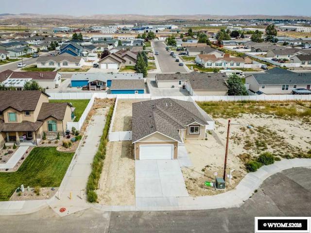 3727 Goshawk Drive, Rock Springs, WY 82901 (MLS #20182391) :: Real Estate Leaders