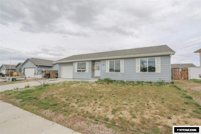 655 River Rock Trail, Evansville, WY 82636 (MLS #20182544) :: RE/MAX The Group