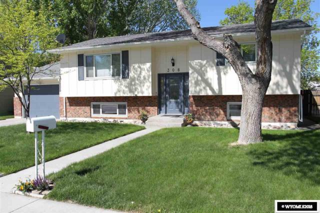 308 S 23rd Street, Worland, WY 82401 (MLS #20182713) :: Real Estate Leaders