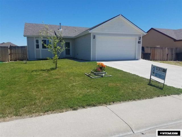 881 Fulton Street, Mills, WY 82644 (MLS #20182726) :: RE/MAX The Group