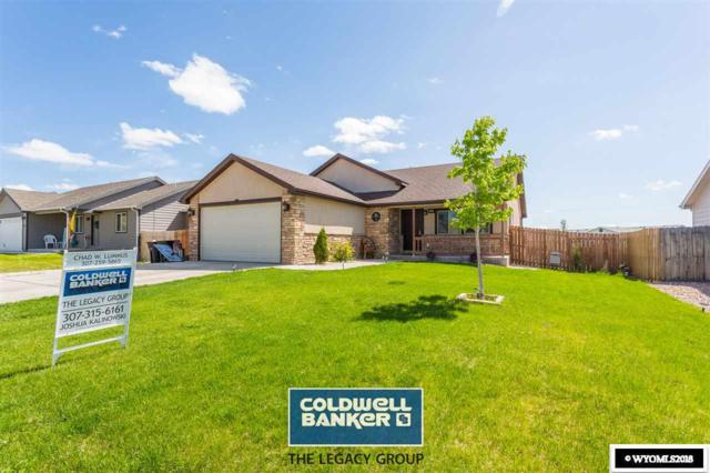 853 Badger Lane, Mills, WY 82644 (MLS #20182742) :: RE/MAX The Group
