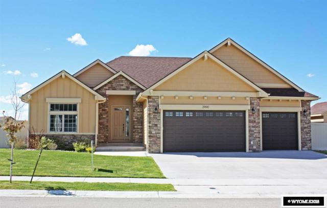 2900 Croydon Drive, Casper, WY 82601 (MLS #20182743) :: Lisa Burridge & Associates Real Estate