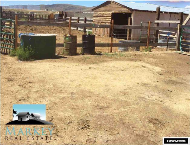 Lots 4 & 5 Block 2 Glenn Addn., Rawlins, WY 82301 (MLS #20182781) :: Lisa Burridge & Associates Real Estate