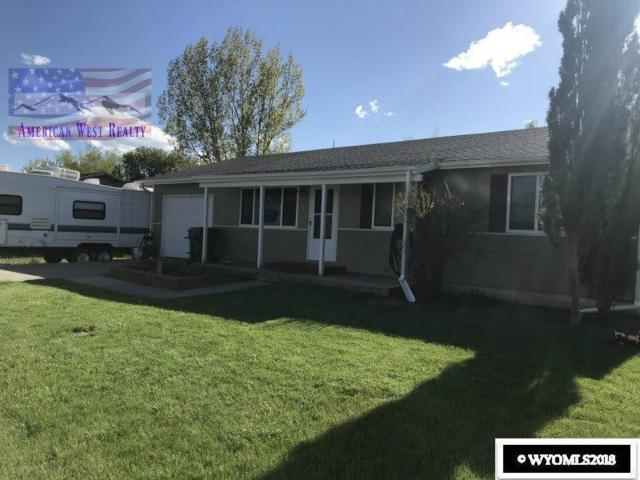 210 Bar Two Drive, Douglas, WY 82633 (MLS #20182794) :: Real Estate Leaders