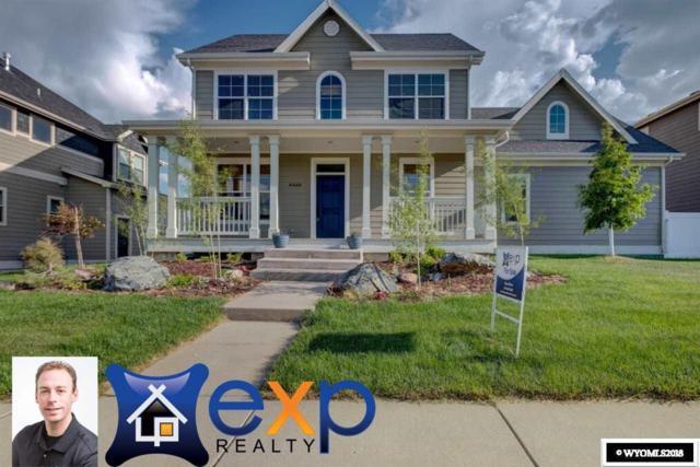 4449 E 18th Street, Casper, WY 82609 (MLS #20182819) :: Real Estate Leaders