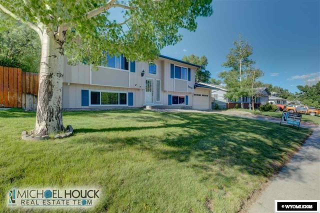 2210 Brentwood, Casper, WY 82604 (MLS #20182910) :: RE/MAX The Group
