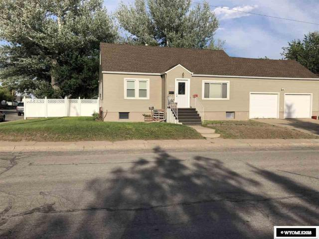 1019 Illinois, Rawlins, WY 82301 (MLS #20183179) :: RE/MAX The Group