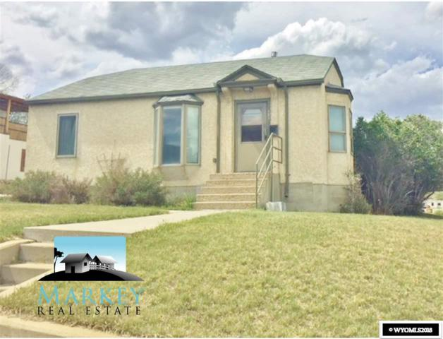 121 E Maple Street, Rawlins, WY 82301 (MLS #20183194) :: Real Estate Leaders
