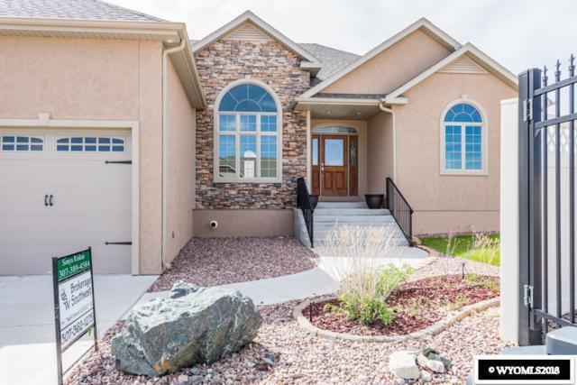 1301 Sand Pointe, Rock Springs, WY 82901 (MLS #20183195) :: Lisa Burridge & Associates Real Estate